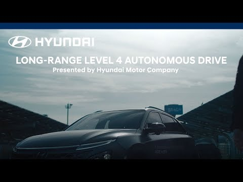 [Video] NEXO: Hyundai's First Self-driven Fuel Cell Electric Vehicle