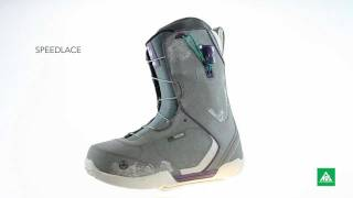 K2 Scene Snowboard boots Women's 2012