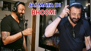 Sanjay Dutt Records BHOOMI Song at Sachin-Jigar Studio.Click this below link and subscribe to our channel to get all updates on Bollywood Movies, and your favorite Bollywood actresses and actors.http://goo.gl/cfijvC
