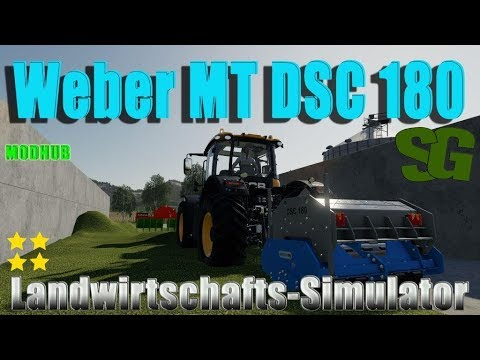 Weber MT DSC 180 v1.0.0.0