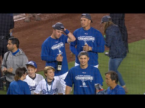 SF@LAD: Jansen fans Jones to clinch the division