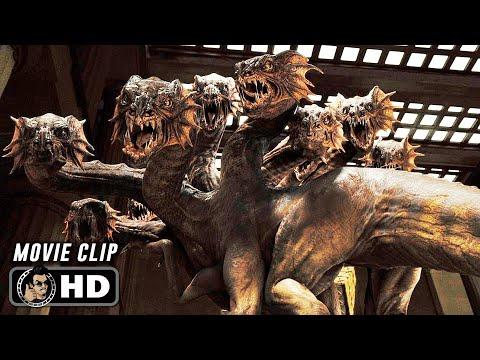 "PERCY JACKSON & THE OLYMPIANS: THE LIGHTNING THIEF Clip - ""Hydra"" (2010)"