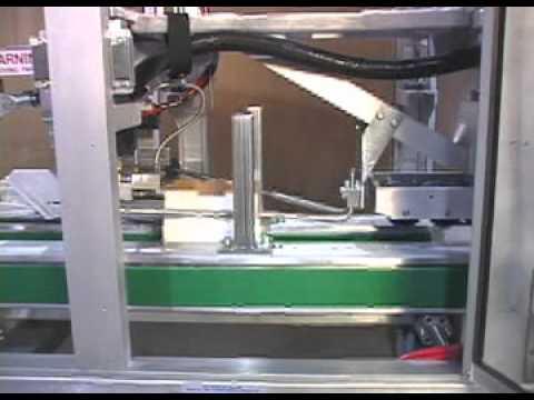 Belcor/Wexxar WSH Fully Automatic Hot Melt Glue Case Sealer