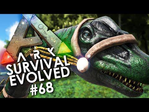 ark survival evolved episode 68 bronto platform saddle
