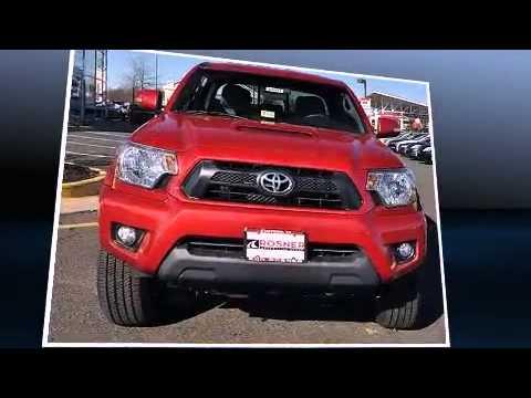 2014 Toyota Tacoma 4x4 Double Cab V6 in Stafford, VA 22554