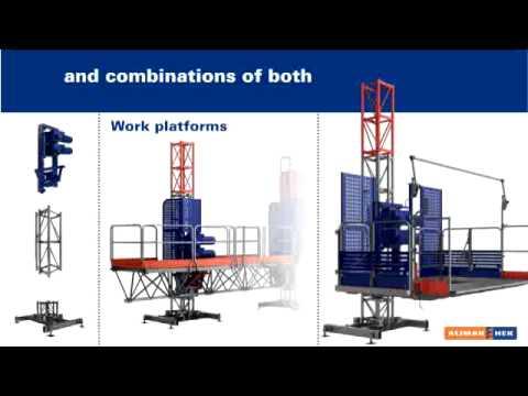 Hek Work Platform - Access System