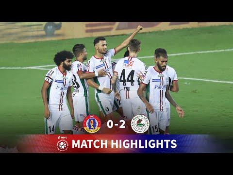 Highlights - SC East Bengal 0-2 ATK Mohun Bagan - Match 8   Hero ISL 2020-21