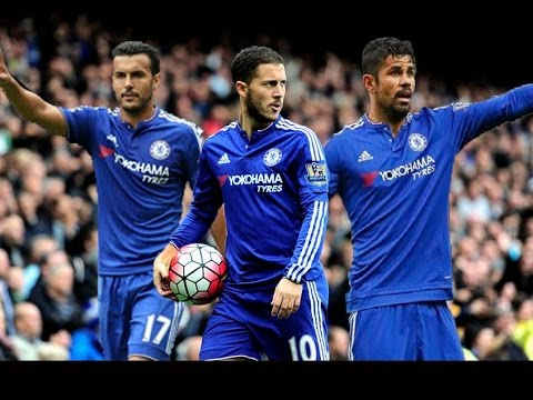 Phd - Pedro, Hazard And Diego Costa - Unstoppable 2016/17 - Conte`s Key - Hd