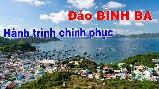 Hành Trình đi đảo Bình Ba - Cam Ranh - Phượt 6/7/2013