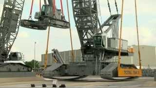 Ehingen Germany  city photo : Liebherr - Cranes in Balance - Customer Days Ehingen 2015