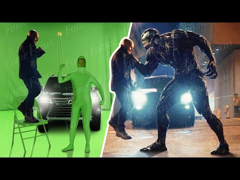 VFX Breakdown - Venom (2018)