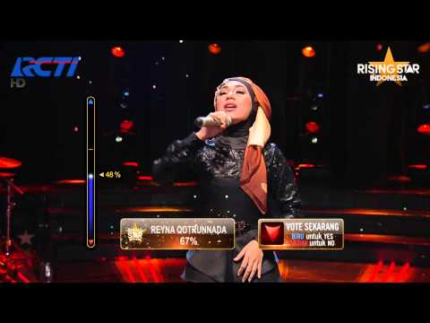 "Indah Nevertari ""Ain't No Other Man"" Christina Aguilera - Rising Star Indonesia Best Of 6 Eps 22"
