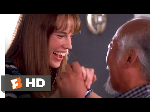 The Next Karate Kid (1994) - Karate Waltz Scene (8/10) | Movieclips
