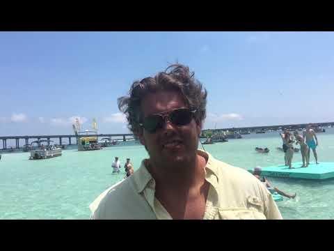 Destin looks to regulate Crab Island