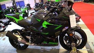 8. 2019 Kawasaki Ninja 400 ABS - Walkaround - 2019 Montreal Motorcycle Show