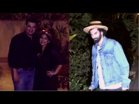 Vidya Balan  Host Birthday Party  With Family | Aditya Roy Kapur |