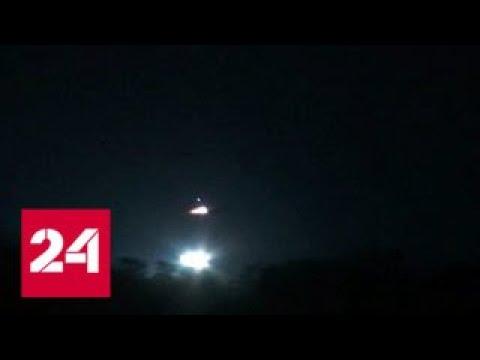 США начали операцию против Сирии - Россия 24 - DomaVideo.Ru