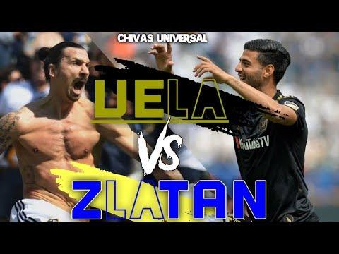 VELA vs ZLATAN | LAFC vs LA Galaxy | ¿Quien fue mejor? видео