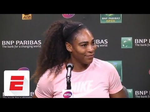 Serena Williams on having to face sister Venus: 'I wish it was anybody else' | ESPN