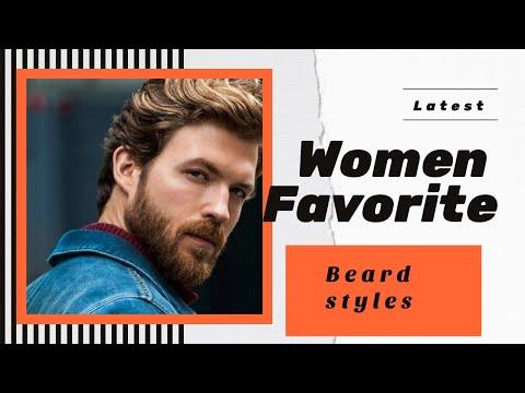 Women's Favorite Beard Styles 2018 That Attract Them