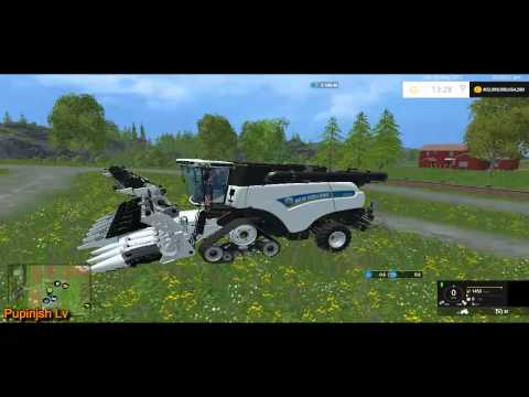 New Holland CR10.90 v1.0