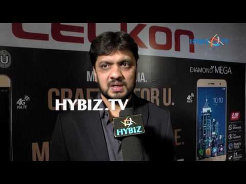 Murali Retineni Speaks about Celkon new Mobiles