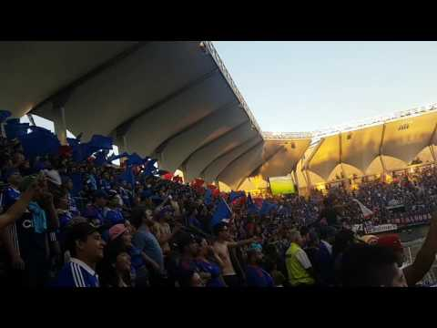 La polera se armo la fiesta - Los de Abajo - Universidad de Chile - La U