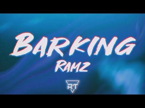 Ramz - Barking (Lyrics) i might link my ting from barkin | RapTunes