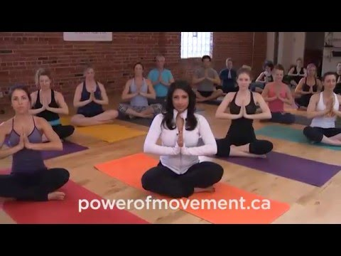 Power of Movement 2016 - Global PSA