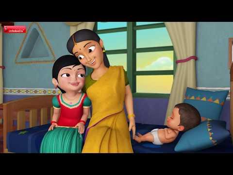 சாய்ந்தாடம்மா சாய்ந்தாடு Tamil Rhymes Baby Songs For Children Infobells