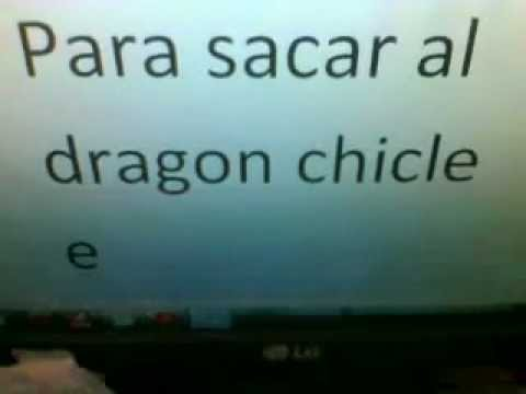 como sacar al dragon chicle y soccer 100% seguro%