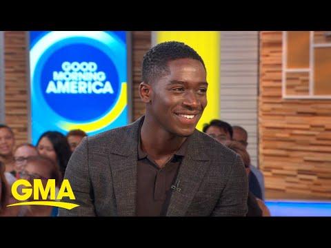 Damson Idris dishes on his series 'Snowfall' l GMA
