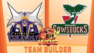 BANDED TALONFLAME VS THE RAIN!! WBE Week 7 Minnesota Vikavolts vs Milwaukee Sawsbucks! by aDrive