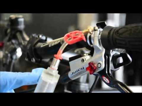 How to bleed juicy avid brakes // Workshop Decathlon