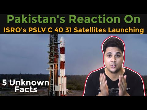 5 Unknown Facts About PSLV C-40 31 Satellites Launching