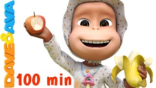 Video Five Little Monkeys Jumping on the Bed | Nursery Rhymes Collection | Nursery Rhymes Dave and Ava MP3, 3GP, MP4, WEBM, AVI, FLV April 2019