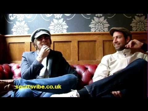The Rifles on Festivals and Football