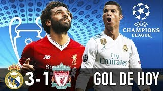 Video Real Madrid vs Liverpool I Final Champions League 2018 I Real vs Liverpool Kiev 2018 MP3, 3GP, MP4, WEBM, AVI, FLV Mei 2018