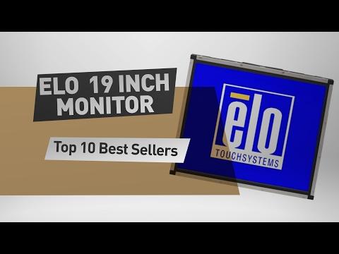 Elo 19 Inch Monitor Top 10 Best Sellers