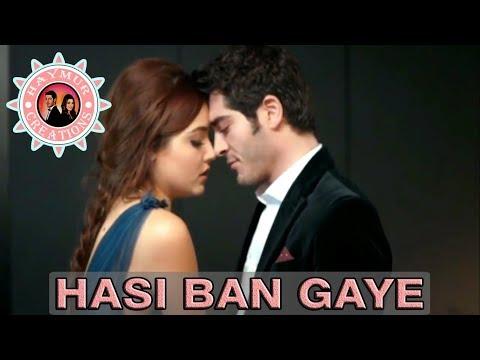 Video Ha Hasi Ban Gaye Murat and Hayat New Video Heart Touching Song 2017 download in MP3, 3GP, MP4, WEBM, AVI, FLV January 2017