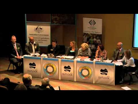 Panel Discussion (pt 1) What future for Australian farmers?