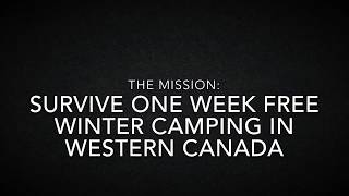 Surviving Winter Van Camping In Canada