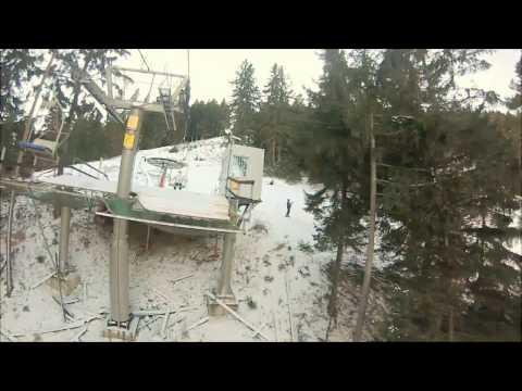 Ski centrum Opalisko Závažná Poruba - ©TheMatkokos