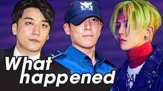 Video What Happened to BIGBANG - The Beginning and The End? MP3, 3GP, MP4, WEBM, AVI, FLV Juni 2019