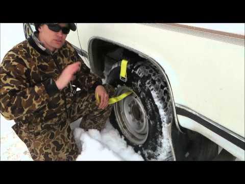 Kjo paisje i duhet veturës tuaj – Sidomos dimrit! (Video)