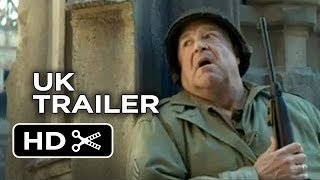 Nonton The Monuments Men Official Uk Trailer  2014    John Goodman  Bill Murray Movie Hd Film Subtitle Indonesia Streaming Movie Download