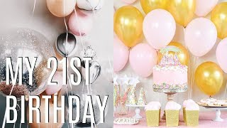 Yesterday was my 21st birthday which I vlogged for you! Hope you enjoyed seeing a day in my life, I had a really special day :) SOCIALS instagram: @beautybykat08twitter: @beautybykat08BUSINESS ENQUIRES: katsbeautychannel@gmail.com