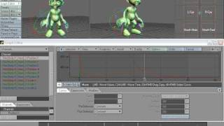 T4D Animating Using The Rig
