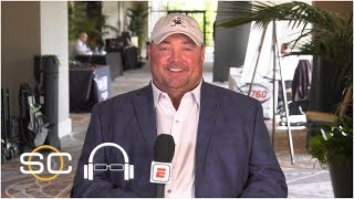 Browns new coach Freddie Kitchens excited for the buzz around Cleveland | SC with SVP