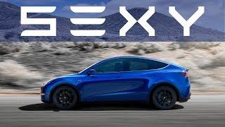 Itt a legújabb Tesla, a Model Y